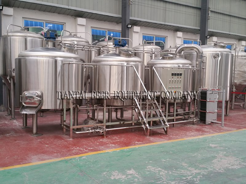 <b>20BBL Club Draft beer system</b>
